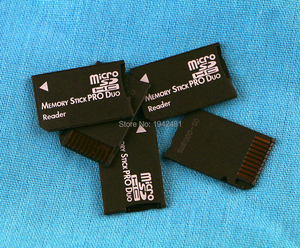Image 5 - OCGAME 20pcs/lot SDHC TF to MS Pro Duo Card Adapter Converter Memory Stick Pro Duo Reader For PSP 1000 2000 3000