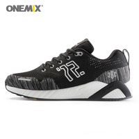 ONEMIX Men Running Shoes For Women Sport Shoe 72 Logo Soft Retro Classic Athletic Trainers Tennis Outdoor Trail Walking Sneakers