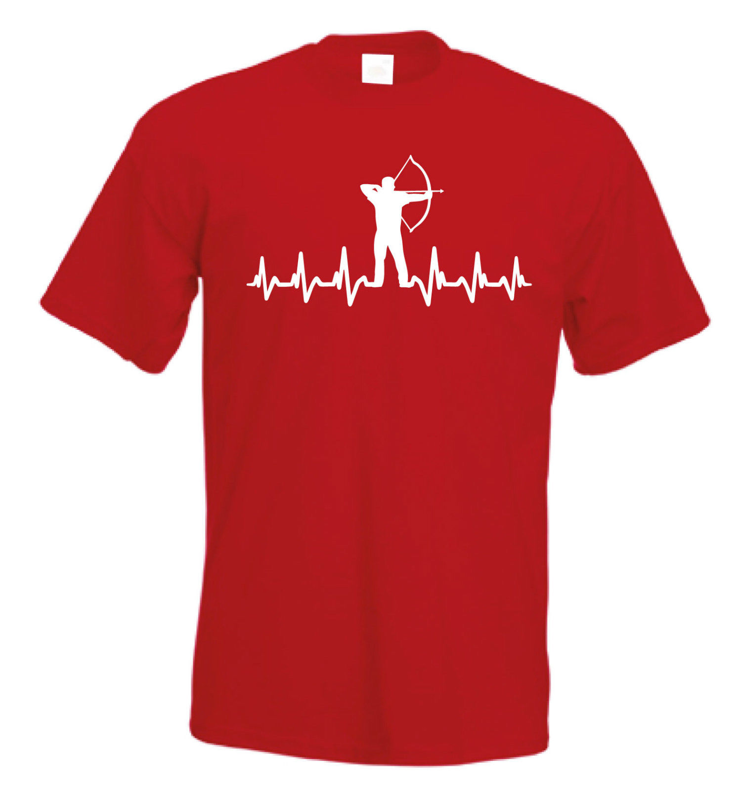 Its In My Archery T Shirt Bow & Arrow T-Shirt FREE UK P&P Good Quality Brand Cotton Shirt Summer Style Cool Shirts Punk Tops