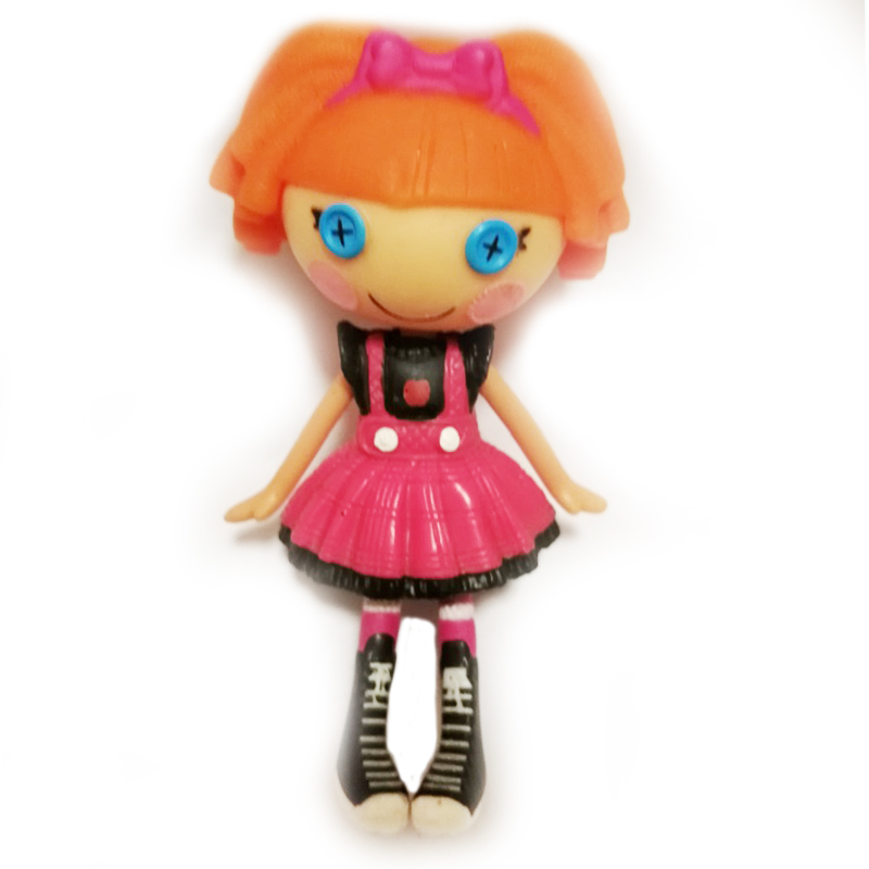 Image 3 - New Lalaloopsy Mini Lala Princess Doll Action Figure Dolls For Girls Kids Toys Decoration Children Gifts Brinquedos S4131-in Action & Toy Figures from Toys & Hobbies