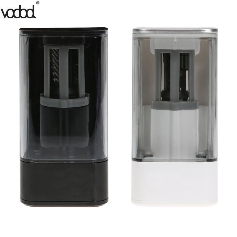 Kid Electric Automatic Pencil Sharpener Office Student Stationery Supplies 2018 automatic pencil sharpener stationery electric pencil sharpener pen knife student school supplies office