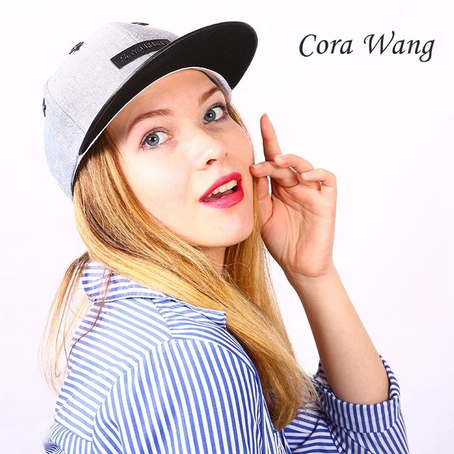 Cora Wang Quality Snapback cap Five-pointed star brand flat brim baseball  cap youth hip hop cap and hat for boys and girls db6ab6670015