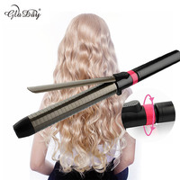 Gladay910 New Style Hair Curler Professional 55 Watt Curling Iron Automatic Hair Roller Styling Hair Volume