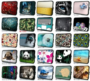 Laptop Computer Cover Case Sleeve Notebook Bag For 10 11.6 12 13 13.3 14 15 15.6 17 17.3 inch HP Dell Samsung Sony Thinkpad Sony(China)
