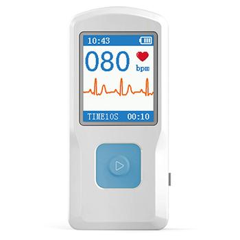 CONTEC Monitor EKG BT USB PC oprogramowanie opieka domowa PM10 przenośny EKG EKG maszyna kolorowy ekran Monitor EKG ręczna maszyna serca tanie i dobre opinie XPREEN CHINA ECG EKG Elektroniczne urządzenie do pomiaru tętna DO NADGARSTKA