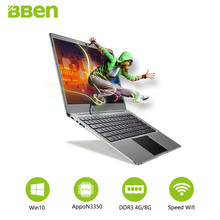 Bben Laptop 14 1 inch 4GB RAM 64GB ROM eMMc FHD quad cores Intel Apollo Lake