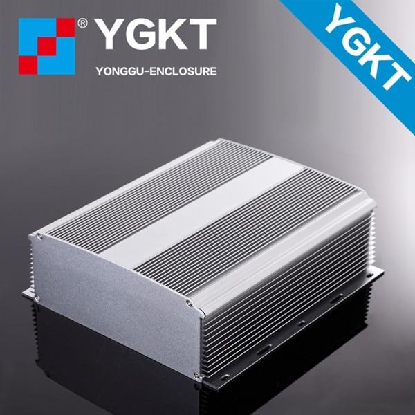 234*80-250 mm  (W-H-L) project aluminum box  housing aluminum metal enclosure 1 piece free shipping black color aluminum housing case for electronics project case 83 h x120 w x155 l mm