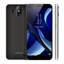 "Original HOMTOM S16 5,5 ""Rand-Weniger Display Android 7.0 Handy 13MP + 8MP Cam MT6580 Quad Core 2 GB + 16 GB 3G Handy 3000 mAh"