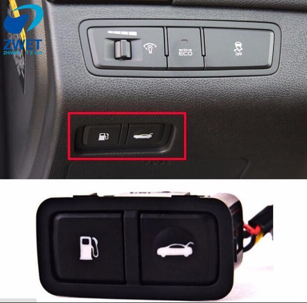 Hyundai Sonata Trunk: ZWET Car For Sonata Rear Trunk Lid Fuel Filler Switch For