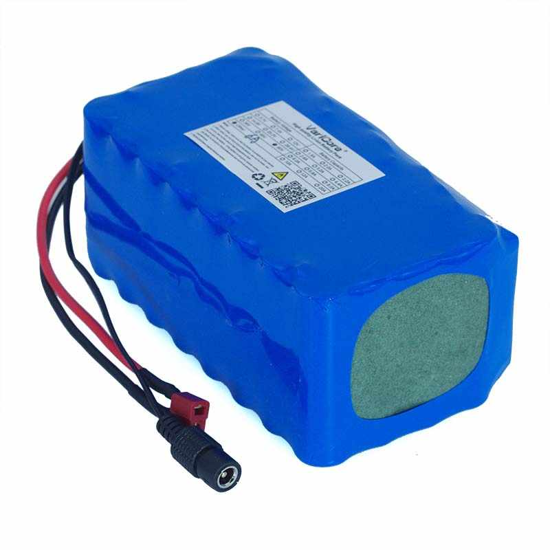 60 v 16S2P 6Ah 18650 Li-ion Battery Pack 67.2 v 6000 mah Ebike bicicleta Elétrica Scooter com BMS descarga 20A 1000 Watt