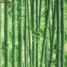 beibehang 3d bamboo wallpaper restaurant restaurant hotel entrance living room TV background wall papers home decor