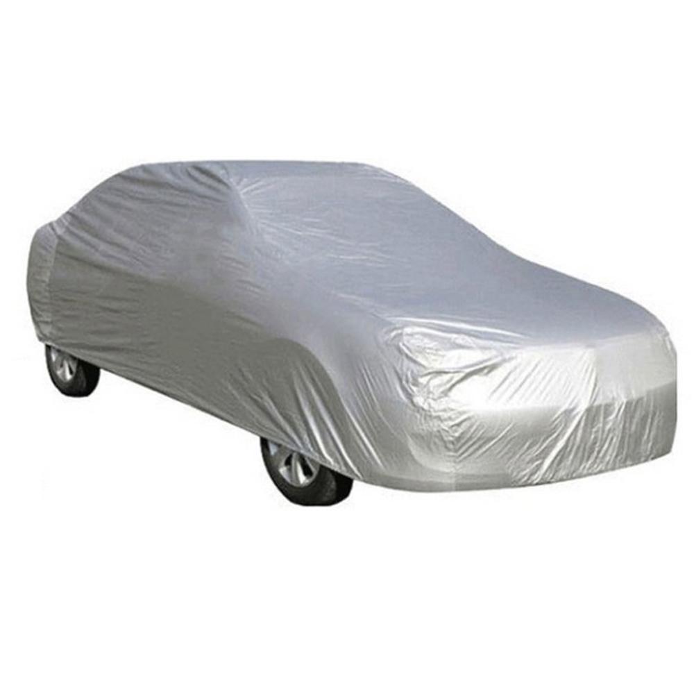 Car Sunshade Cover Car Sun Umbrella Car Clothing Cooling Cover Single-Layer Car Sun Protection Cover