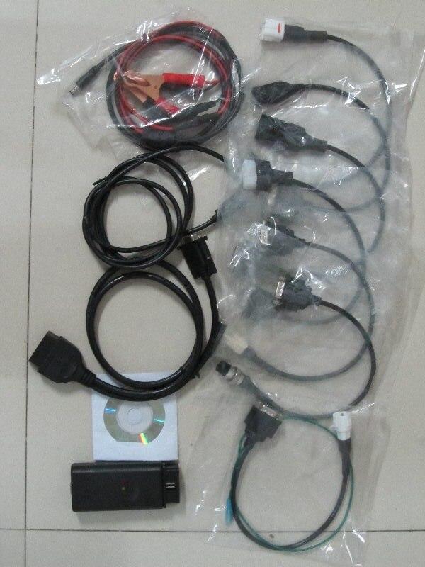 Universal motorrad scanner für YAMAHA SYM HTF PGO für suzuki kymco motorrad diagnose werkzeug 2 jahre garantie voller kabel