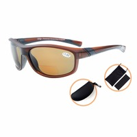 49596b3abb TH6170PGSG Eyekepper Polycarbonate Polarized Bifocal Sport Sunglasses For  Women TR90 Unbreakable 1 50 2 0 2
