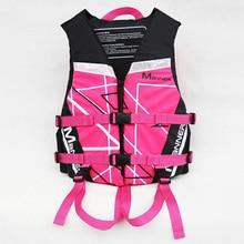 Quality Children's Water Sport Safety Life Vest Kids Life Jacket Foam Flotation Swimming Life Jacket Buoyancy Baby Life Vest