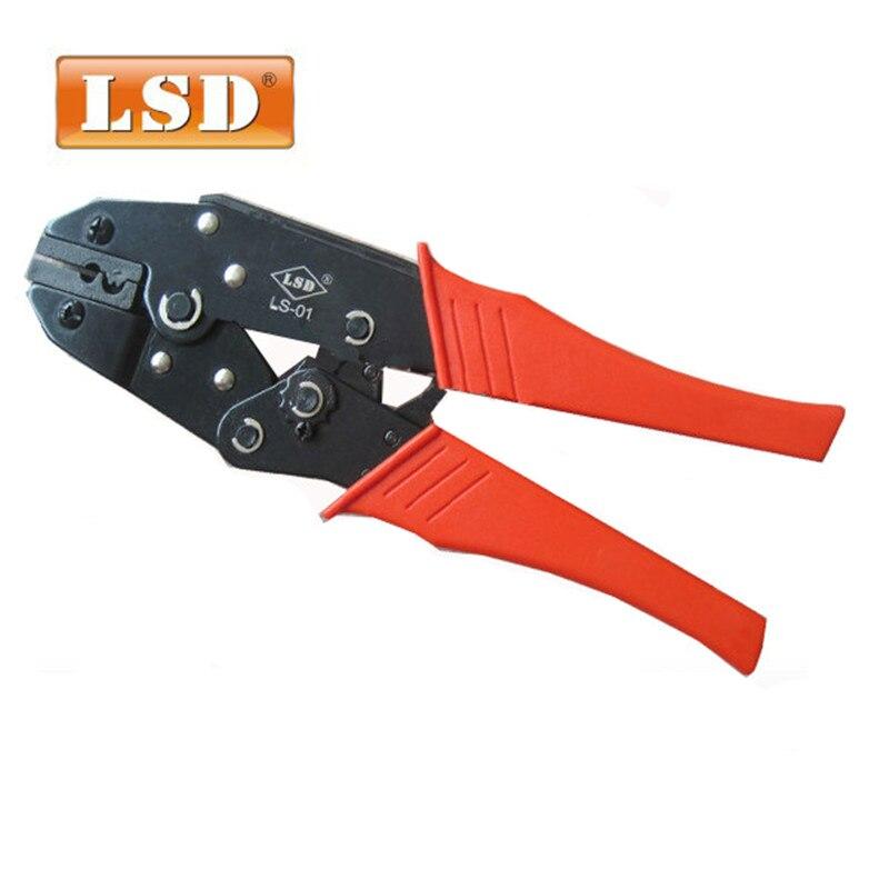 Werkzeuge Ls-01 Hohe Qualität Hand Crimpen Werkzeug Für Heizung Film Nicht-isolierte Terminal Crimpen Zangen & Anschlüsse Crimpen Werkzeuge Einen Effekt In Richtung Klare Sicht Erzeugen