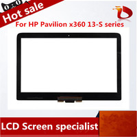 New A+13.3Touch Panel Screen Glass Lens Digitizer Replacement For HP Pavilion x360 13 S series 13 s154sa 13 s192nr 13 s104ne