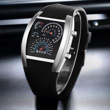 2019 relogios Fashion Top Brand Luxury Digital Watches Sports Watch Men Watch Electronic LED Men's Clock reloj de mujer