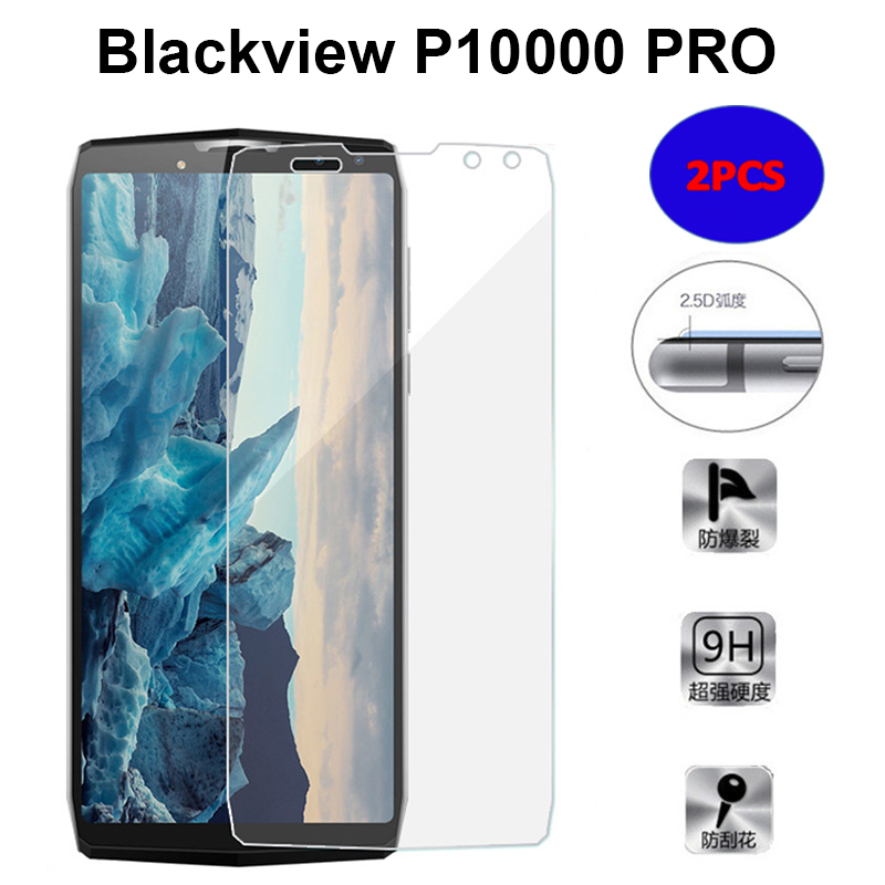 2PC Tempered Glass for Blackview P10000 PRO 5.99 Explosion-proof Protective Film Screen Protector for P10000 PRO Case Smartphone2PC Tempered Glass for Blackview P10000 PRO 5.99 Explosion-proof Protective Film Screen Protector for P10000 PRO Case Smartphone