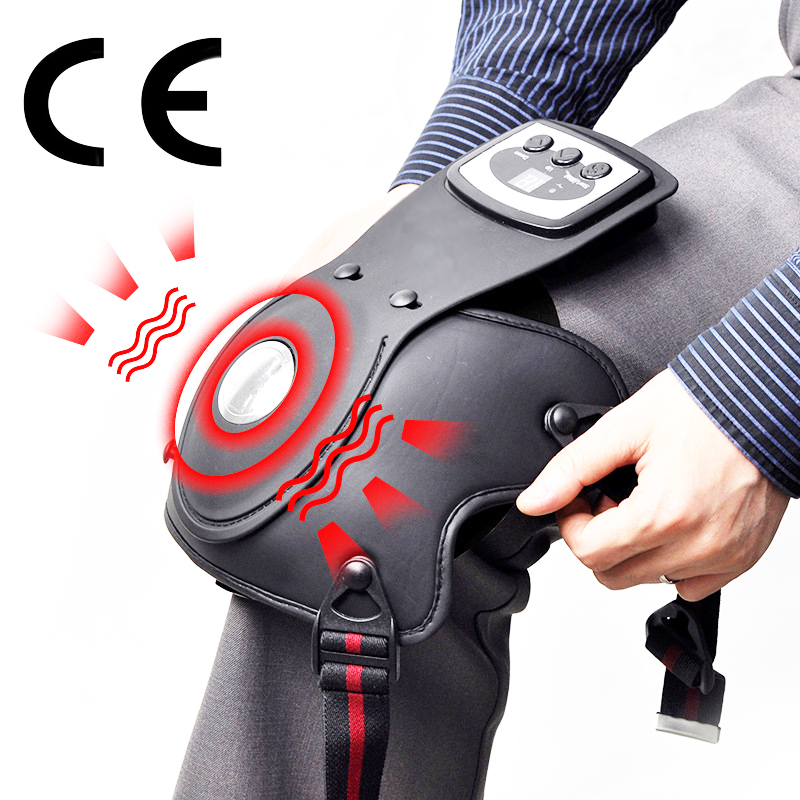 цены на Infrared Magnetic Therapy Knee Massager Rheumatoid Knee Joint Physiotherapy Instrument Relieve Elbow Shoulder Arthritis Leg Pain в интернет-магазинах