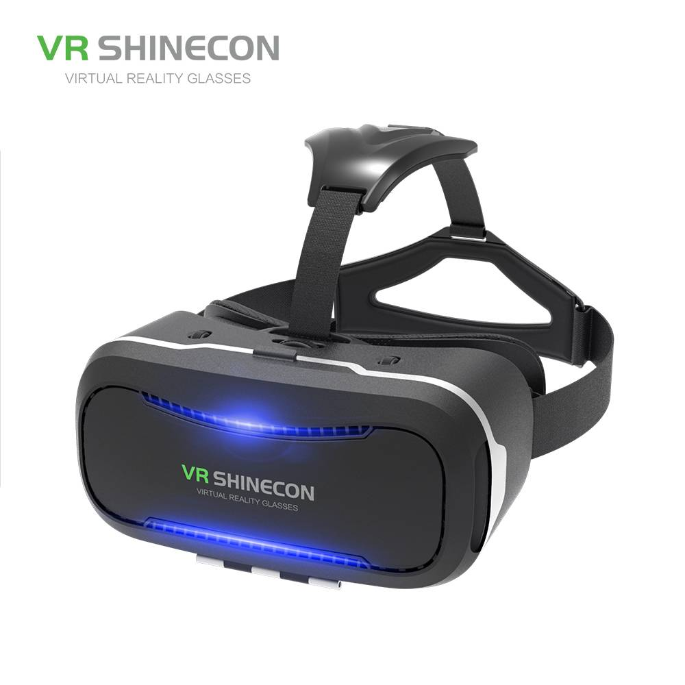 e3ab24878c4 VR Glasses x 1. Head band x 1. Glasses cloth x 1. User `s Manual x 1  (English and Chinese all in one)