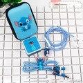 Neue USB Kabel Protector Ladegerät Aufkleber Kopfhörer Sprial Schnur Protector für OPPO R15/R11s/R11s Plus Kabel Wickler kabel Veranstalter-in Kabelaufwicklung aus Verbraucherelektronik bei