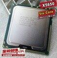 Оригинальный Intel Xeon X5650 CPU processor/2.66 ГГц/LGA1366/12 МБ L2 Cache/Шесть Основных/сервер ПРОЦЕССОРА Бесплатная Доставка scrattered части