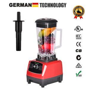 Image 2 - 3HP 2200W BPA LIBERO 2L heavy duty professionale commerciale frullato frullatore mixer spremiagrumi robot da cucina
