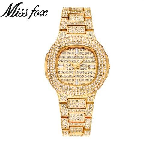 Miss-Fox-Watch-Quartz-Ladies-Gold-Fashion-Wrist-Watches-Diamond-Stainless-Steel1