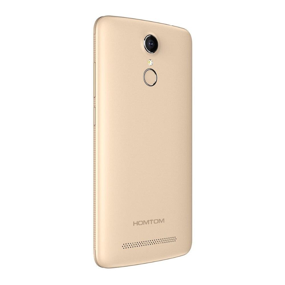 Бесплатный подарок homtom ht17 4 г lte смартфон 5.5 «андроид 6.0 13Мп камеры 1 гб 8 гб четырехъядерных 720 p отпечатков пальцев мобильный телефон