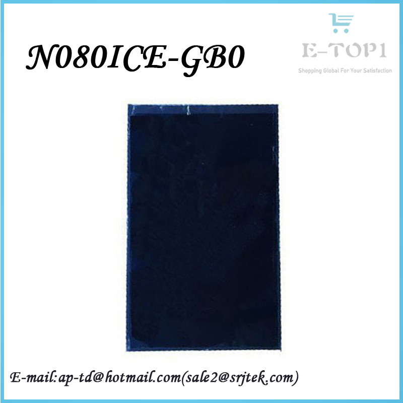 ФОТО Original 8'' inch LCD Display N080ICE-GB0 Screen Replacement Parts Tablet Pc N080ICE-GB1