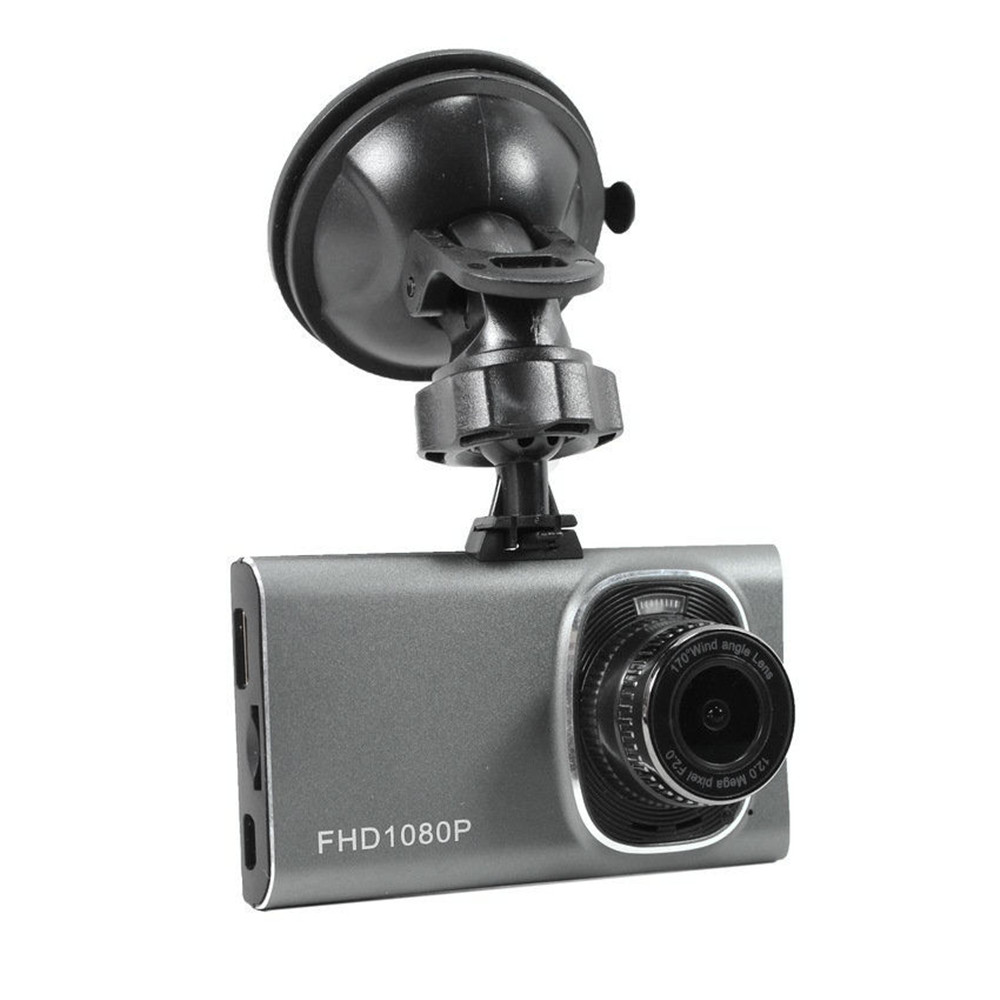 GT900 full FHD1080P Car Camera 3.0 inch TFT Night vision Car DVR, G-Sensor 120 degree wide-angle lens car camcorder
