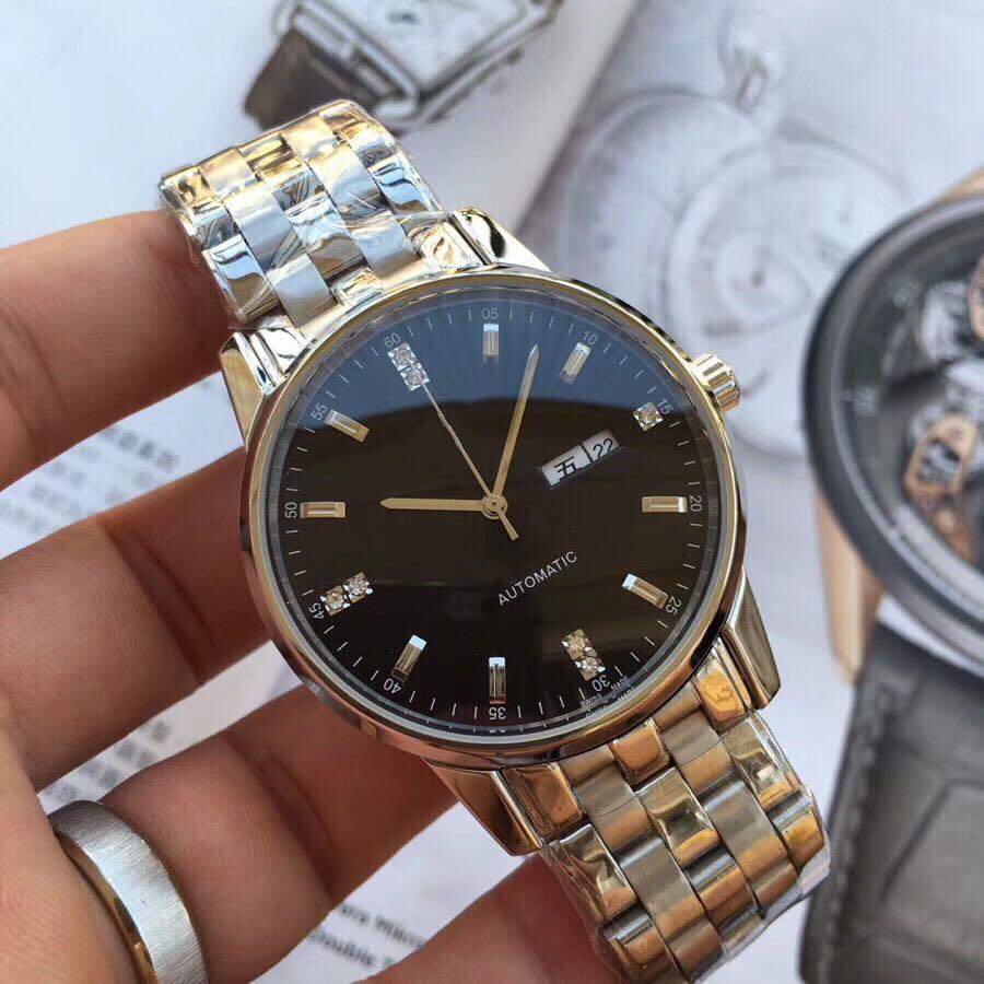 лучшая цена WC0836 Mens Watches Top Brand Runway Luxury European Design Automatic Mechanical Watch