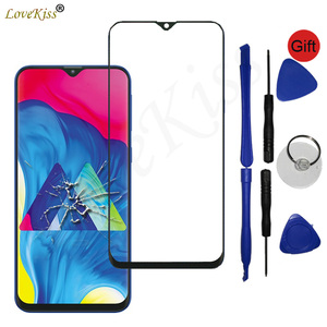Image 1 - Touchscreen For Samsung Galaxy A10 A20 A30 A40 A50 A70 A80 A90 M10 M20 M30 Touch Screen Front Panel Glass Not LCD Display Sensor