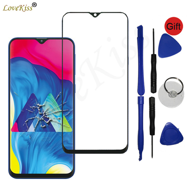 Touchscreen For Samsung Galaxy A10 A20 A30 A40 A50 A70 A80 A90 M10 M20 M30 Touch Screen Front Panel Glass Not LCD Display Sensor