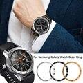 Чехол для смарт-часов Samsung Galaxy Watch 46 мм 42 мм  ободок  кольцо  аксессуары для смарт-часов  чехол также подходит для Galaxy Gear S3