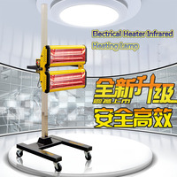 Electrical Heater Infrared Heating Lamp Infrared Lamp Instead Of Baking Booth shortwave infrared paint curing lamp