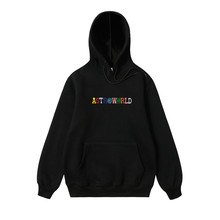ba92840c4 2019NEW Men hoodies Travis Scott Astroworld WISH YOU WERE HERE Sweatshirt  Men fashion letter print Hoodie
