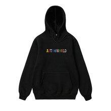 5706ddcb6 2019NEW Men hoodies Travis Scott Astroworld WISH YOU WERE HERE Sweatshirt  Men fashion letter print Hoodie