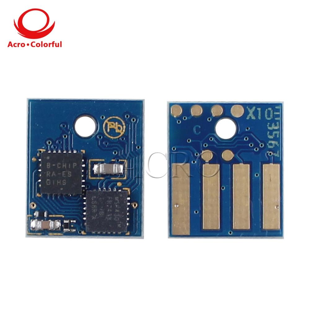 20K 50F5U00 (505U) Toner chip for Lexmark MS510 MS610 Middle East / Africa laser printer toner cartridge refill