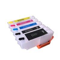 New 33 T33xl Refill Ink Cartridge T3351 T3361 T3364 For Epson Xp530 Xp900 Xp830 Xp645 Xp635