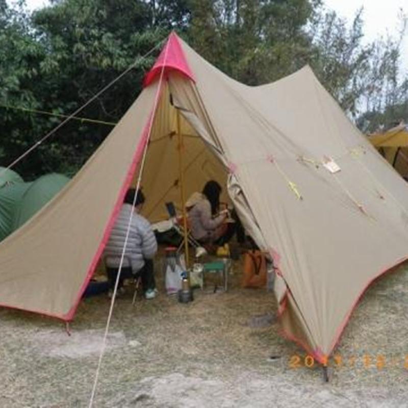 3f ul gear 8 12 Person Outdoor Camping Tent Large Tarp Sun ...