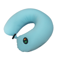 Neck Massage U Shape Pillow Electric Vibrating Travel Nap Memory Massager Relax Smart Chip Mode Electronic Head Health
