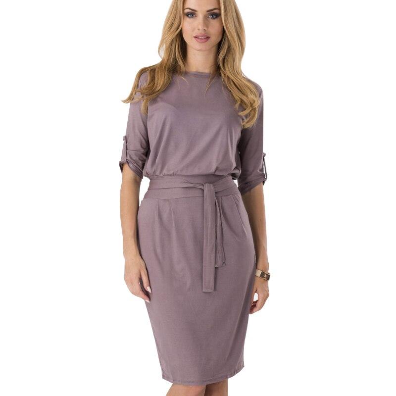 Vestido señido para mujer de marca disponible en talles grandes  vestido para fi