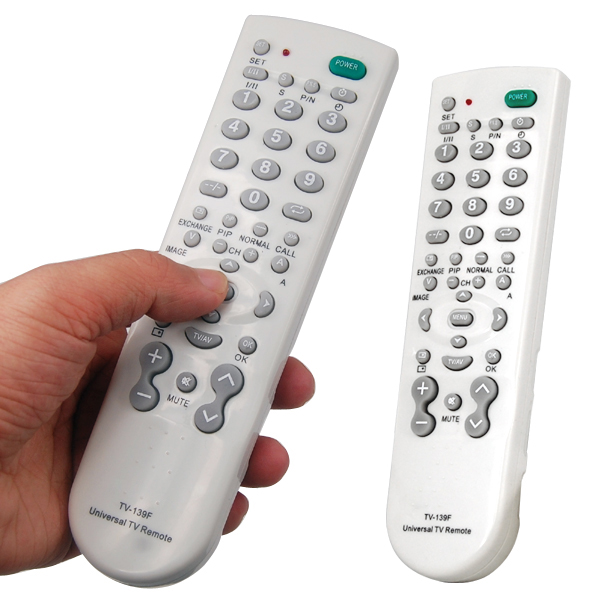 Brand New All In 1 TV 139F Universal Remote Control TV Controller Perfect Replacement