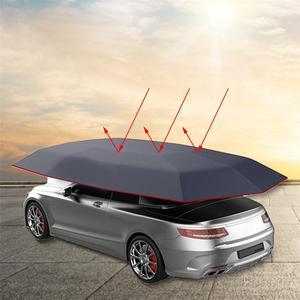 450x230 см Автомобильная изоляционная бленда солнцезащитный брезент защитная одежда водонепроницаемая Пылезащитная УФ-защита для автомобиле...