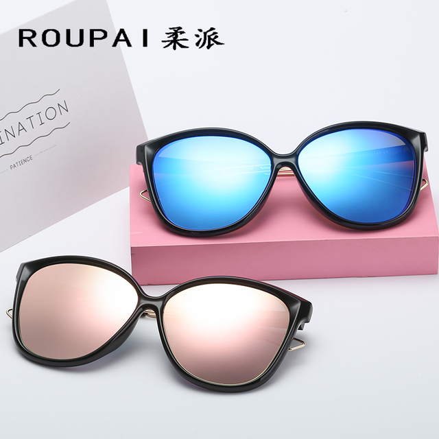 e7a42e3dee Men and women Square Polarized Sunglasses Brand Designer Metal Frame High  Quality Party Travel Sunglasses 0937. Price