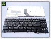 Russische Tastatur für Lenovo G550 G550A G550M G550S G555 G555A G555AX V-105120AS1 25-008409 a3s RU Schwarz tastatur