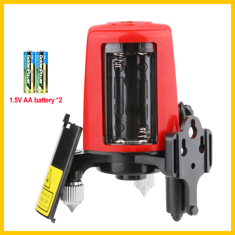 Tools : RZ Laser Levels Laser 3D Self Leveling 2 Line Horizontal Vertical Lasers A8826D 360 Tripod Mini Laser
