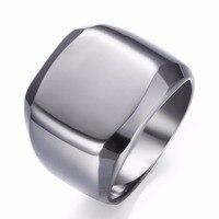 Coreano piatto in acciaio inox Mobius ornamento Lovers anello Piccolo codice Anello di modo anello di Coda